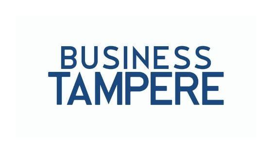 Business Tampere Logo copyright Business Tampere